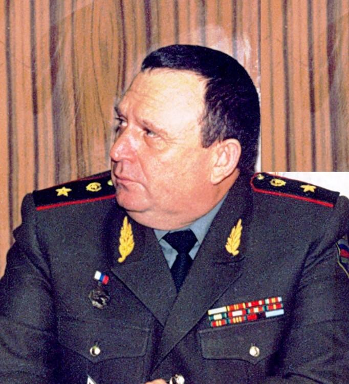 Генерал Ветров Виталий Петрович