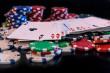 Скриншот: онлайн казино Космолот